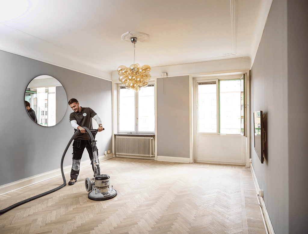 Parquet cleaning Cologne | Have parquet renovated